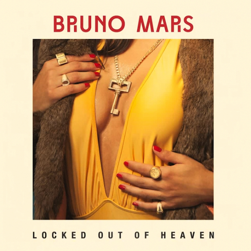 Bruno Mars - Locked Out Of Heaven (Produced by Mark Ronson, Jeff Bhasker & Emile Haynie)