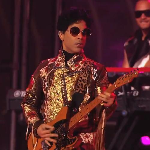 Prince - Rock N' Roll Love Affair (Live on Jimmy Kimmel)