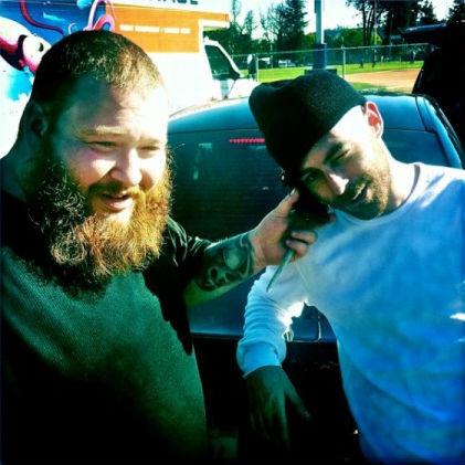 Action Bronson & Alchemist 'Back & Forth' (Interview)