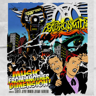 Aerosmith - Legendary Child