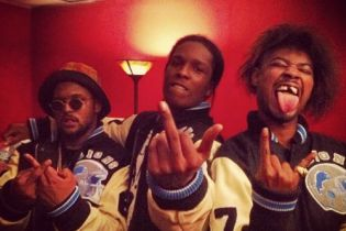A$AP Rocky, ScHoolboy Q & Danny Brown - LongLiveA$AP Tour Recap Week 1