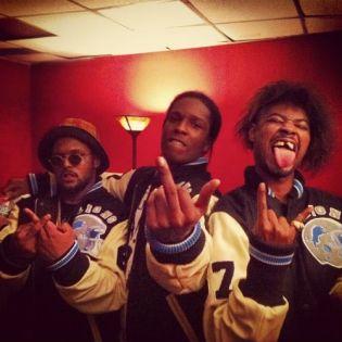 A$AP Rocky, ScHoolboy Q & Danny Brown - LongLiveA$AP Tour Recap Week 1
