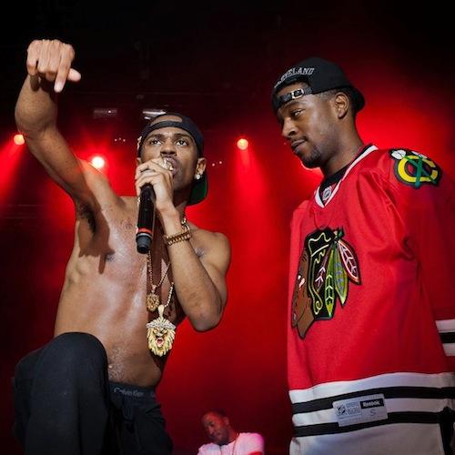 Big Sean Performs 'Clique' with KiD CuDi, Hit-Boy & James Fauntleroy