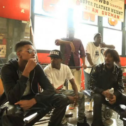 "Danny Brown & Bruiser Brigade Freestyle for Pitchfork.tv's ""Selector"""