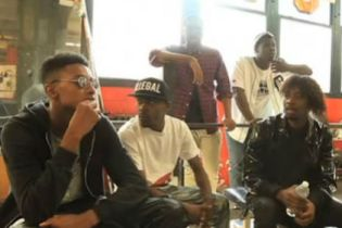 "Danny Brown & Bruiser Brigade Freestyle for Pitchfork.tv's ""Selector"""