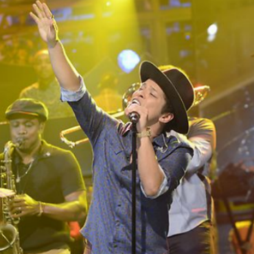 Bruno Mars Performs and Hosts 'Saturday Night Live'
