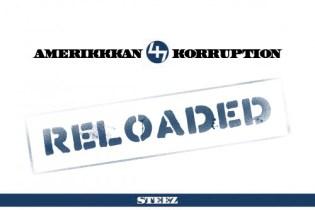 Capital STEEZ - AmeriKKKan Korruption Reloaded (Mixtape)