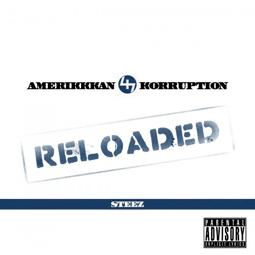 Capital STEEZ - AmeriKKKan Korruption Reloaded (Mixtape)