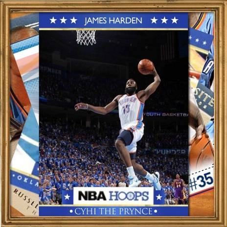 """CyHi The Prynce - """"James Harden"""" Freestyle"""