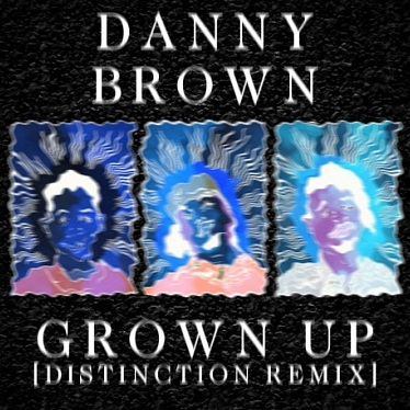 Danny Brown - Grown Up (Distinction Refix)