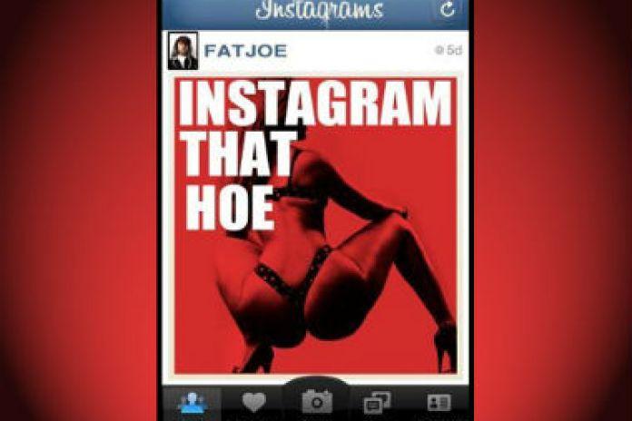 Fat Joe featuring Rick Ross & Juicy J - Instagram That Hoe