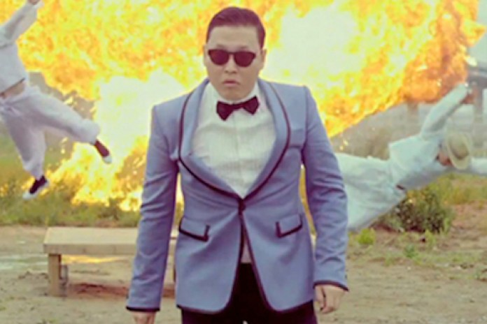 Google CEO Larry Page Says: 'Gangnam Style is the future of distribution'