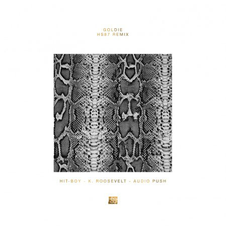 Hit-Boy featuring K. Roosevelt & Audio Push – Goldie (HS87 Remix)