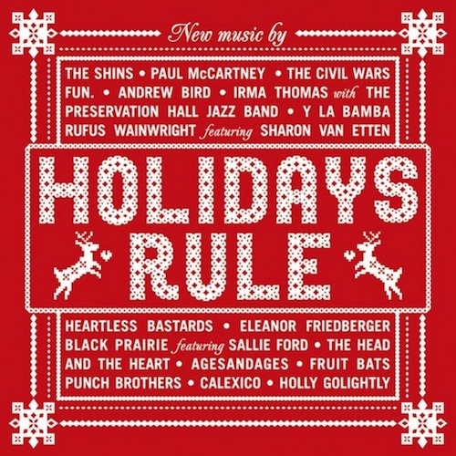 The Shins - Wonderful Christmastime (Paul McCartney Cover)