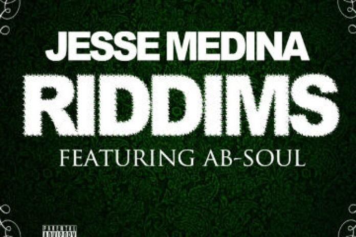 HYPETRAK Premiere: Jesse Medina featuring Ab-Soul - Riddims