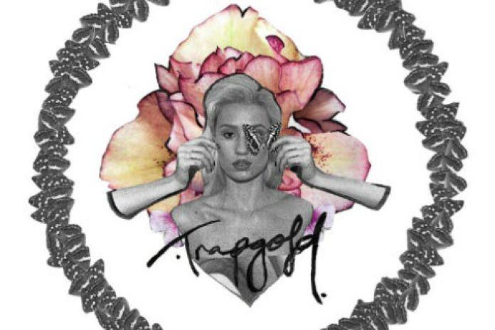 Iggy Azalea - Trap Gold (Artwork & Tracklist)