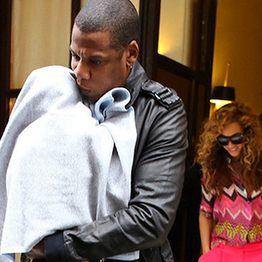 Jay-Z and Beyonce Lose Trademark Battle for Daughter's Name