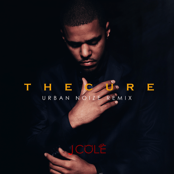 HYPETRAK Premiere: J. Cole - The Cure (Urban Noize Remix)