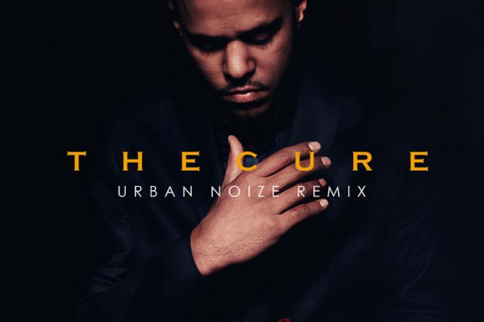HYPETRAK Premiere: J. Cole - The Cure (Urban Noize Remix)