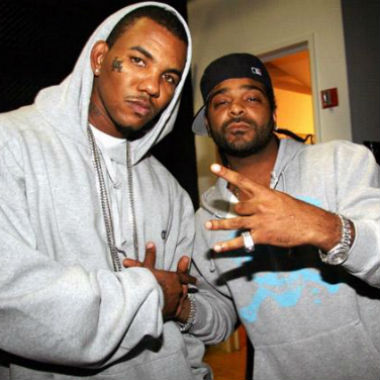 Jim Jones featuring Game - Cops & Robbers