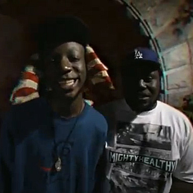 Joey Bada$$ featuring Chuck Strangers - Fromdatomb$