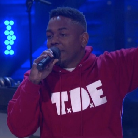 Kendrick Lamar - Swimming Pools (Drank) (Live on Conan)