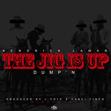 Kendrick Lamar - The Jig Is Up (Dump'n) (Produced by J. Cole & Canei Finch)