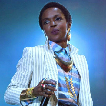 "Lauryn Hill Performs ""Black Rage"" in Dallas"