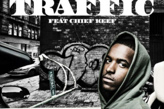 Lil Reese featuring Chief Keef - Traffic