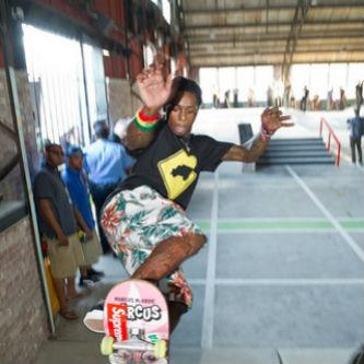 Lil Wayne Opens DEWeezy Skate Park in New Orleans (Recap)