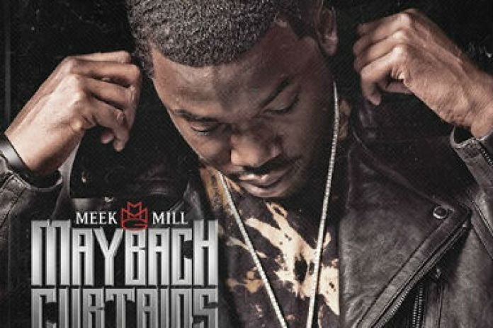 Meek Mill featuring Rick Ross, Nas & John Legend - Maybach Curtains