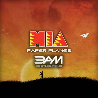 M.I.A. - Paper Planes (3.A.M. Remix)