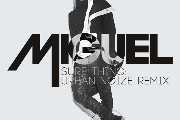 Miguel - Sure Thing (Urban Noize Remix)