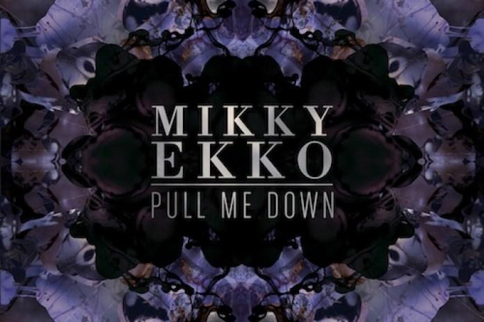 Mikky Ekko - Pull Me Down (Prod. by Clams Casino / Mikky Ekko)