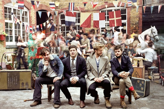 Mumford & Sons' 'Babel' Breaks Spotify Streaming Record