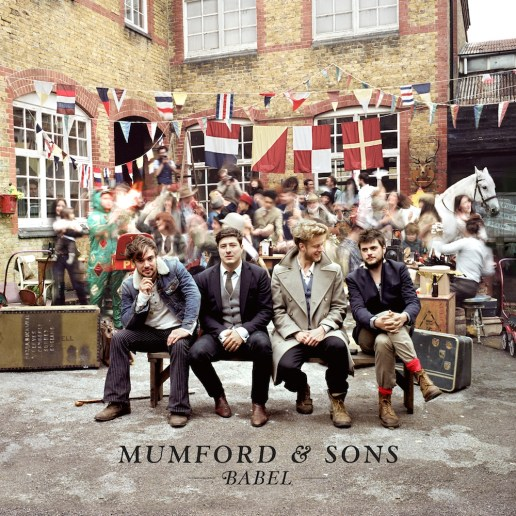 Mumford & Sons' 'Babel' Breaks Spotify Streaming Record