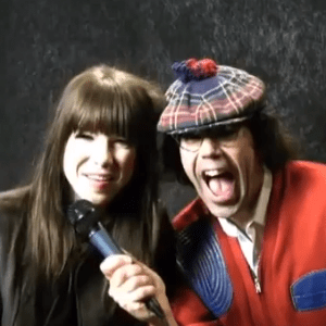 Nardwuar vs. Carly Rae Jepsen