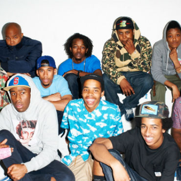 Odd Future Brings Out Lil Wayne In LA
