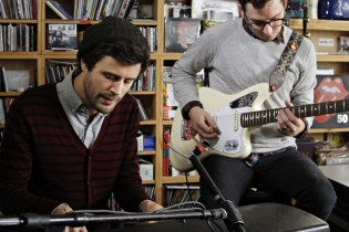 Passion Pit - Tiny Desk Concert