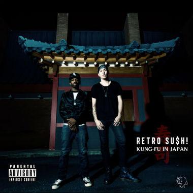 Retro Su$h! - Kung Fu In Japan (Mixtape)