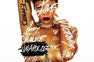 Rihanna Unveils New Album Cover
