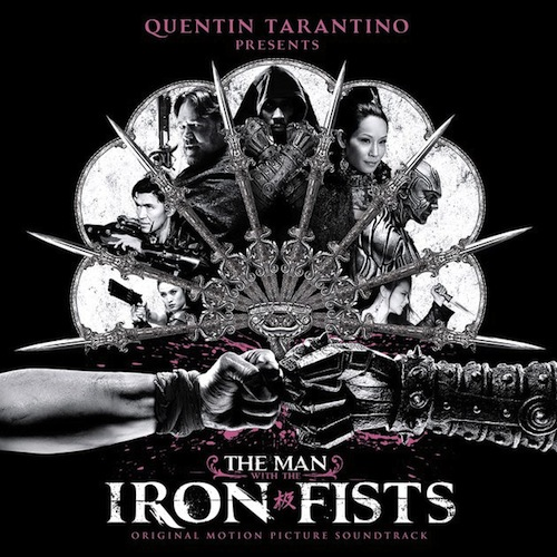 RZA - The Man with the Iron Fists (Movie Soundtrack Stream)
