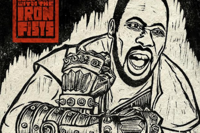 Win a 'The Man with the Iron Fists' Prize Pack