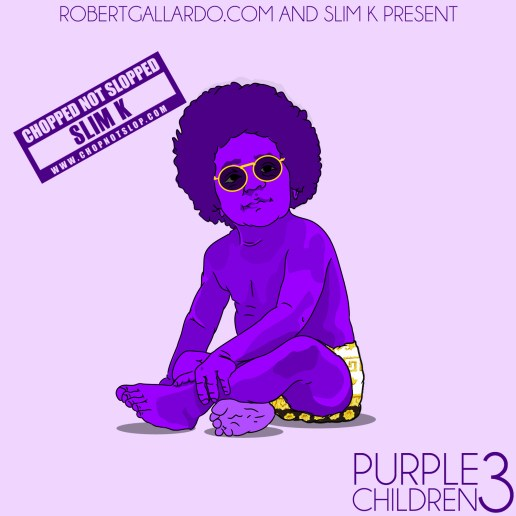 Slim K - Purple Children 3 (Mixtape)