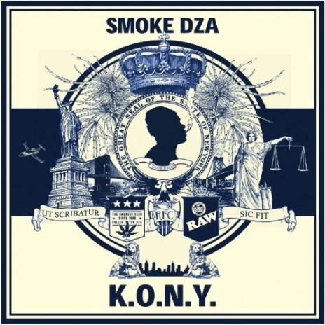 Smoke DZA - K.O.N.Y. (Mixtape)