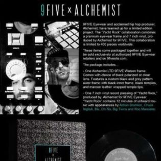The Alchemist – Yacht Rock (Free Album)