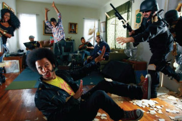 The Coup featuring Das Racist & Killer Mike – WAVIP