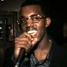 Watch Footage of Ma$e & Kanye West at J.D.'s Birthday in 1998