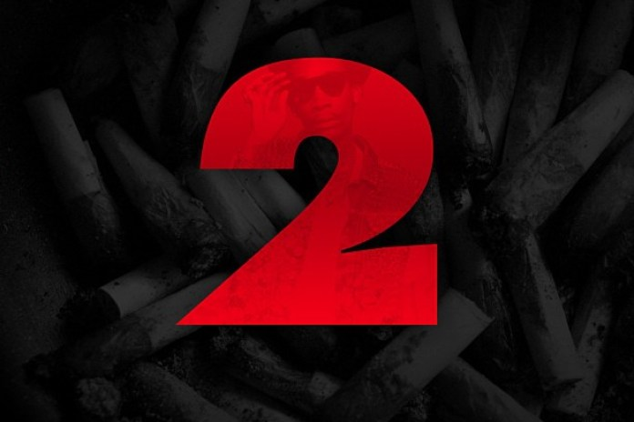 Wiz Khalifa - Cabin Fever 2 (Cover Art & Tracklist)
