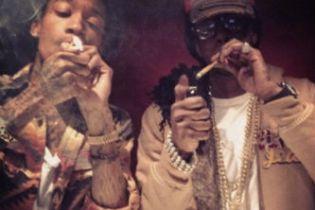 Wiz Khalifa featuring 2 Chainz – It's Nothin